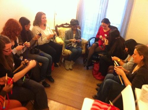 A la blogueuse party, organisée par Dokuji et Les Fleurs Rebelles