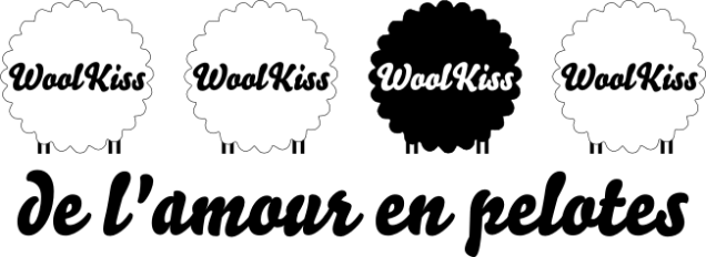 le logo WoolKIss