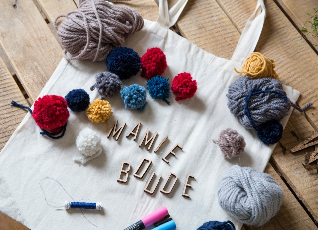 Atelier Mamie Boude x WoolKiss