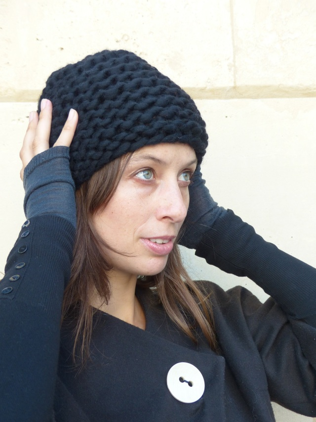 le bonnet B.A Black